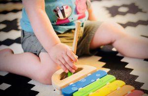 Sopivan lelun valinta lapselle